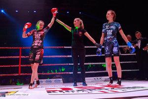 Kickboxingowa rywalizacja na najwyższym poziomie - 167 zdjęcie w galerii.
