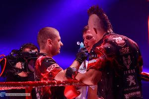 Kickboxingowa rywalizacja na najwyższym poziomie - 170 zdjęcie w galerii.