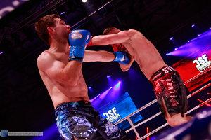 Kickboxingowa rywalizacja na najwyższym poziomie - 172 zdjęcie w galerii.