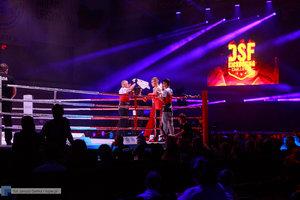 Kickboxingowa rywalizacja na najwyższym poziomie - 173 zdjęcie w galerii.