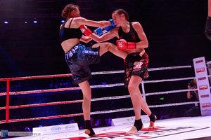 Kickboxingowa rywalizacja na najwyższym poziomie - 174 zdjęcie w galerii.
