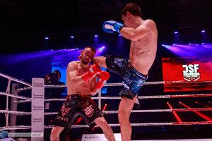 Kickboxingowa rywalizacja na najwyższym poziomie - 175 zdjęcie w galerii.