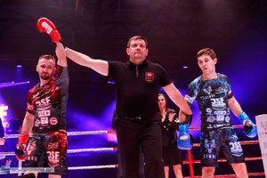 Kickboxingowa rywalizacja na najwyższym poziomie - 176 zdjęcie w galerii.