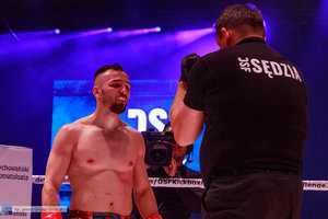 Kickboxingowa rywalizacja na najwyższym poziomie - 177 zdjęcie w galerii.