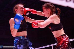Kickboxingowa rywalizacja na najwyższym poziomie - 179 zdjęcie w galerii.