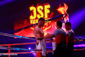 Kickboxingowa rywalizacja na najwyższym poziomie - 181 zdjęcie w galerii.