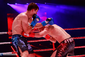 Kickboxingowa rywalizacja na najwyższym poziomie - 183 zdjęcie w galerii.