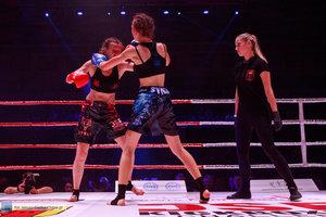 Kickboxingowa rywalizacja na najwyższym poziomie - 184 zdjęcie w galerii.
