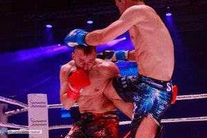 Kickboxingowa rywalizacja na najwyższym poziomie - 185 zdjęcie w galerii.