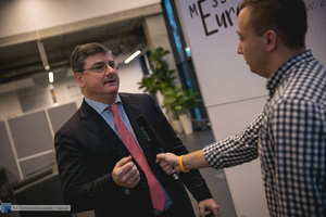 Szkolenie liderskie dla studentów z Europy - 1 zdjęcie w galerii.
