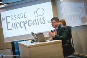 Szkolenie liderskie dla studentów z Europy - 6 zdjęcie w galerii.