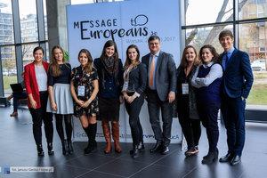 Szkolenie liderskie dla studentów z Europy - 18 zdjęcie w galerii.