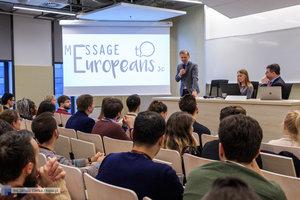 Szkolenie liderskie dla studentów z Europy - 45 zdjęcie w galerii.