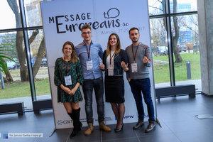 Szkolenie liderskie dla studentów z Europy - 67 zdjęcie w galerii.