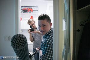 Nagrania filmu promocyjnego Juwenaliów PW 2017 - 92 zdjęcie w galerii.