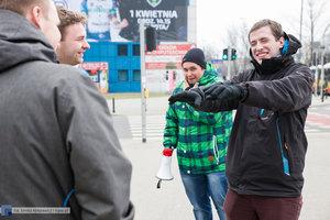 Nagrania filmu promocyjnego Juwenaliów PW 2017 - 136 zdjęcie w galerii.