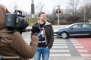 Nagrania filmu promocyjnego Juwenaliów PW 2017 - 141 zdjęcie w galerii.