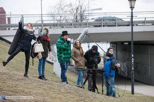 Nagrania filmu promocyjnego Juwenaliów PW 2017 - 152 zdjęcie w galerii.