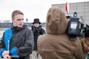 Nagrania filmu promocyjnego Juwenaliów PW 2017 - 159 zdjęcie w galerii.