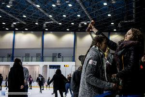 Noc na lodowisku - 20 zdjęcie w galerii.