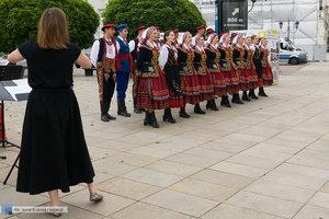"""""""Polska NAJ"""" - występ Zespołu Pieśni i Tańca Politechniki Warszawskiej - 5 zdjęcie w galerii."""