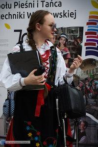 """""""Polska NAJ"""" - występ Zespołu Pieśni i Tańca Politechniki Warszawskiej - 30 zdjęcie w galerii."""