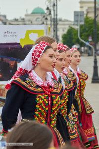 """""""Polska NAJ"""" - występ Zespołu Pieśni i Tańca Politechniki Warszawskiej - 38 zdjęcie w galerii."""