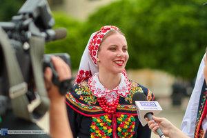 """""""Polska NAJ"""" - występ Zespołu Pieśni i Tańca Politechniki Warszawskiej - 56 zdjęcie w galerii."""