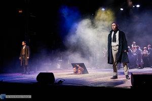 """Próba medialna musicalu """"Les Misérables"""" - 4 zdjęcie w galerii."""