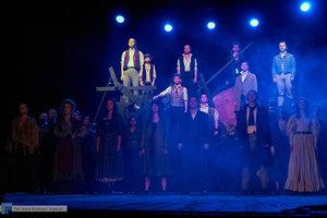 """Próba medialna musicalu """"Les Misérables"""" - 7 zdjęcie w galerii."""