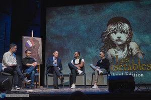 """Próba medialna musicalu """"Les Misérables"""" - 15 zdjęcie w galerii."""