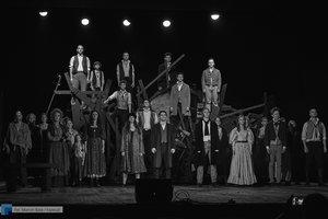 """Próba medialna musicalu """"Les Misérables"""" - 22 zdjęcie w galerii."""