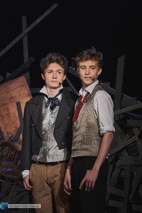 """Próba medialna musicalu """"Les Misérables"""" - 26 zdjęcie w galerii."""