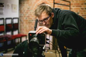 Producja traileru TVPW LIVE w obiektywie - 6 zdjęcie w galerii.