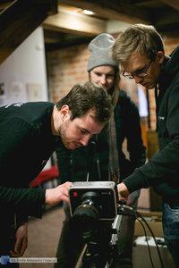 Producja traileru TVPW LIVE w obiektywie - 7 zdjęcie w galerii.