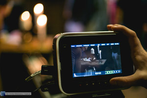 Producja traileru TVPW LIVE w obiektywie - 8 zdjęcie w galerii.