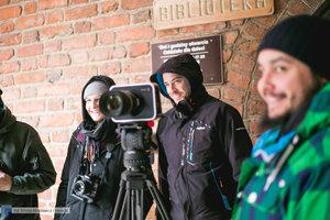 Producja traileru TVPW LIVE w obiektywie - 18 zdjęcie w galerii.