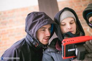 Producja traileru TVPW LIVE w obiektywie - 21 zdjęcie w galerii.