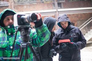 Producja traileru TVPW LIVE w obiektywie - 25 zdjęcie w galerii.