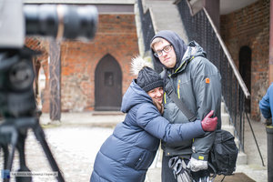 Producja traileru TVPW LIVE w obiektywie - 26 zdjęcie w galerii.