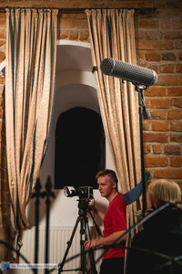 Producja traileru TVPW LIVE w obiektywie - 103 zdjęcie w galerii.
