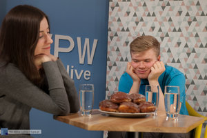 Suchar Codzienny w TVPW Live! - 28 zdjęcie w galerii.