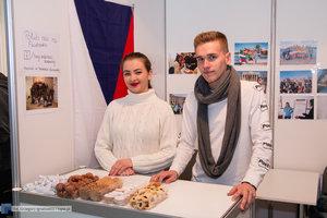Targi Wymian Studenckich - 6 zdjęcie w galerii.