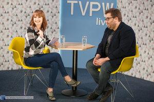 TVPW LIVE: Bartosz Węglarczyk - galeria - 38 zdjęcie w galerii.