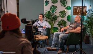 TVPW Live: Robert Burneika, czyli Hardkorowy Koksu - 10 zdjęcie w galerii.