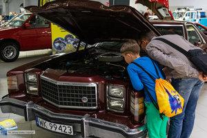 Warsaw Motor Show 2019 - 11 zdjęcie w galerii.