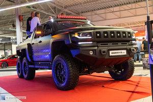 Warsaw Motor Show 2019 - 36 zdjęcie w galerii.
