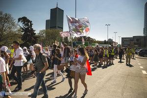 Wielka Parada Studentów 2017 - galeria - 65 zdjęcie w galerii.