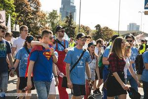 Wielka Parada Studentów 2017 - galeria - 70 zdjęcie w galerii.