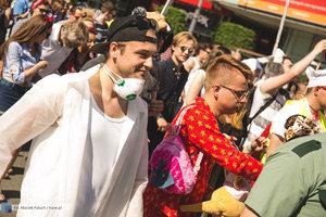 Wielka Parada Studentów 2017 - galeria - 105 zdjęcie w galerii.